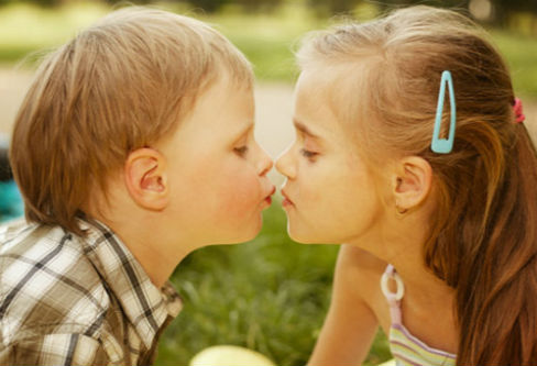 Дети и сексуальное воспитание