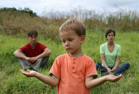 Ребёнок после развода